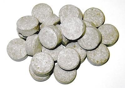 Zásobní pomalurozpustné hnojivo SILVAMIX C - vážený