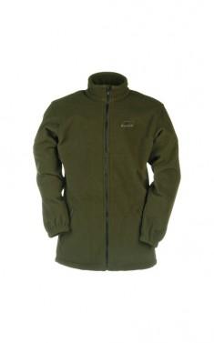 Fleecová zimní bunda ASPEN - khaki