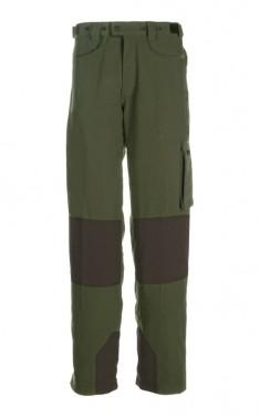 Lovecké zimní kalhoty PORSGRUNN - khaki