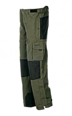 Lovecké/rybářské kalhoty LAMMI - khaki/černá, vel. 3XL