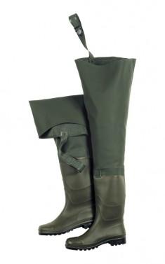Brodící boty - LEGGING TexoFlex - khaki, vel. 46