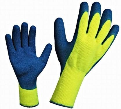 Arboristické/pracovní rukavice BLUETAIL Therm BL-8 (S-M)