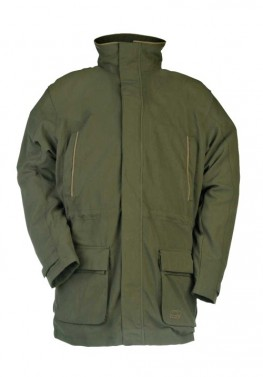 Lovecká zimní bunda ROSCOE - khaki, vel. M