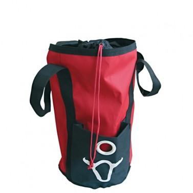Ochranný vak na lano SILVER BULL Maxi - červený