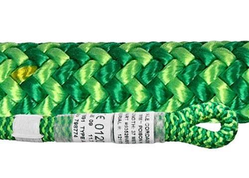 Arboristické lano POISON HI-VY - 36 m + certifikovaný záplet
